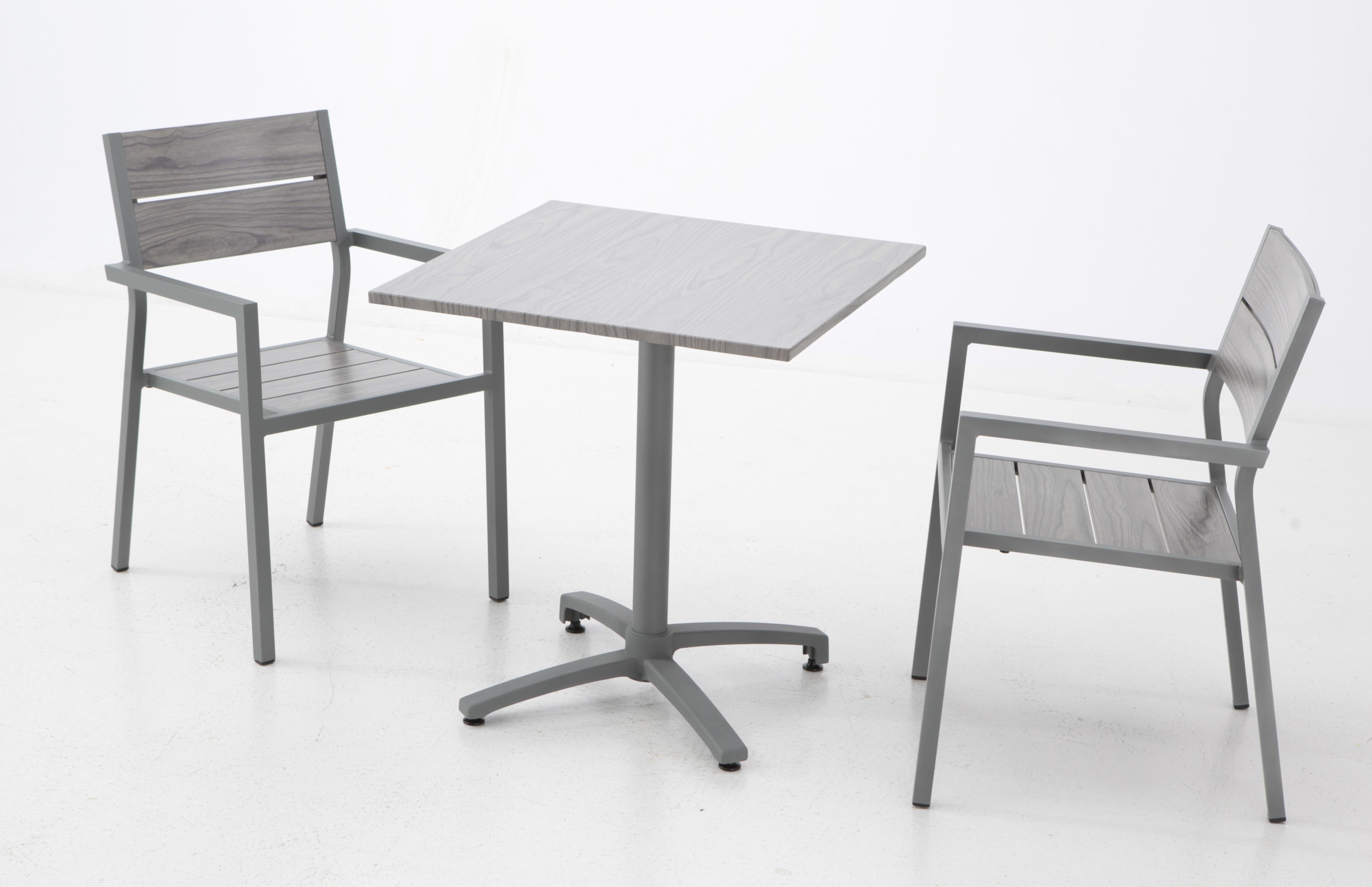 Sillas y mesas de terraza para hosteler a y jard n hantol design - Mesas y sillas de terraza para hosteleria ...